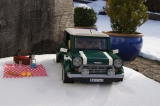 Lego Mini Im Schnee