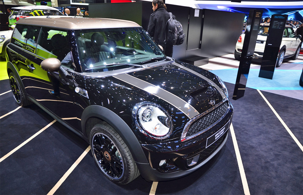 Mini clubman bond street mini die comminity das for 108 new bond street salon